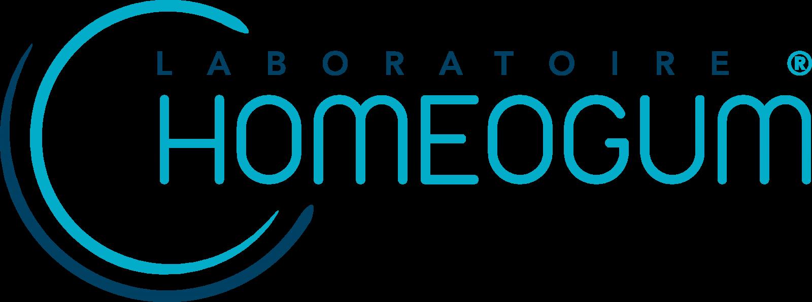 Logo Homeogum (Complet)